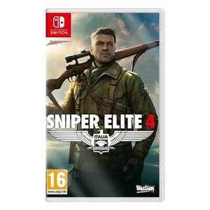 Sniper Elite 4 (Nintendo Switch) - £19.08 delivered using code @ eBay / ShopTo