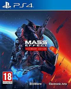 Mass Effect: Legendary Edition (PS4 / Xbox One I Series X) - £31.99 delivered Using Code @ Boss_Deals/eBay