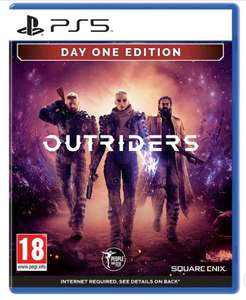 Outriders: Day One Edition (PS5/PS4/Xbox One I Series X) £15 Free Click & Collect @ SmythsToys