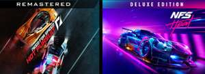[Steam] Need For Speed Bundle Inc NFS Hot Pursuit Remastered & NFS Heat Deluxe Edition (PC) - £11.91 @ Steam Store