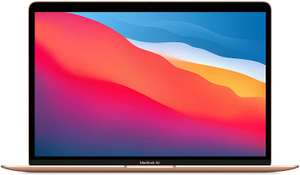 """Apple MacBook Air 13"""" - M1 - 8GB RAM - 256GB SSD - Gold £852.99 Delivered using code @ BT Shop"""