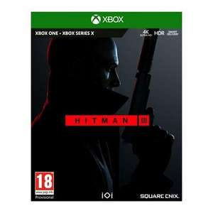 Hitman 3 [Xbox One / Series X] £23.16 delivered using code @ The Game Collection / eBay