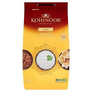 Kohinoor Gold Basmati Rice 10kg - £13.50 @ Asda
