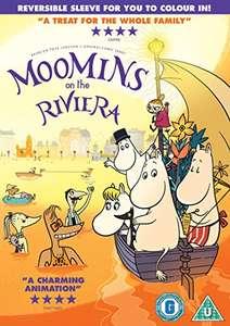 Moomins on the Riveria DVD £1.22 (+£2.99 Non Prime) @ Amazon