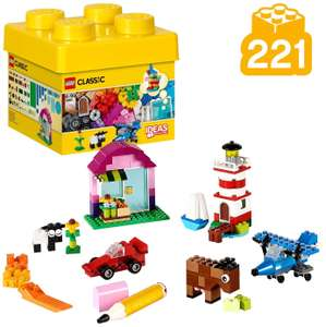 LEGO Classic 10692 Creative Bricks Set with Storage Box - Small - £13 each or 2 for £15 @ Argos (Free Click & Collect)