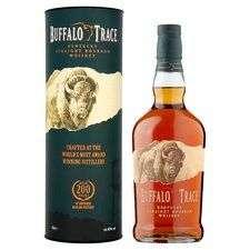 Buffalo Trace Bourbon Whiskey 70Cl (Clubcard price) £18 @ Tesco