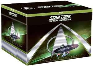 Star Trek: The Next Generation Season 1-7 Box Set (Blu-ray) - £35 Free Click & Collect @ Argos
