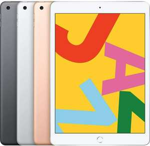 """Apple iPad 8th Generation 10.2"""" 32GB WiFi iOS 2020 All Colours Sealed £263.99 with code @ ebay / mobiledealsuk"""