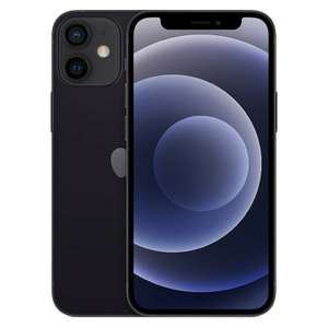 Apple iPhone 12 Mini 5.4 XDR OLED HDR10 Dolby Vision A14 Bionic Unlocked 64GB (Refurb) - £382.49 delivered (with code) @ Music Magpie / eBay