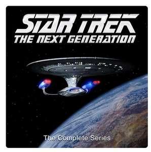 Star Trek: The Next Generation Complete Series (HD Seasons 1-7) - £34.99 @ iTunes