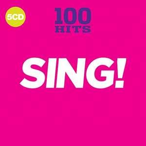 100 Hits - SING! 5 CD Box (2018) Set £3 (+£2.99 nonPrime) @ Amazon