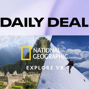 National Geographic Explore VR £4.99 @ Oculus Quest store