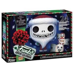 Nightmare before Christmas Funko Advent Calendar £34.99 + £1.99 delivery @ Zavvi