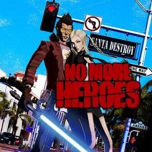 No More Heroes/ No More Heroes 2: Desperate Struggle £13.49 each @ Nintendo eShop (£10.93 US)