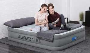 Bestway Queen AlwayzAire air bed £20 - B&M instore - Cambridge