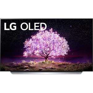 LG OLED55C16LA Energy Rating G 55 Inch 4K UHD Smart OLED TV with Freeview Play Freesat £1399 (Possibly £1099 via Pricematch) @ RGBDirect