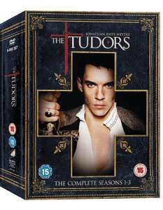 The Tudors - Season 1-3 DVD (Used) £3.23 / Season 1-4 DVD (Used) £4.94 delivered with code @ World of Books