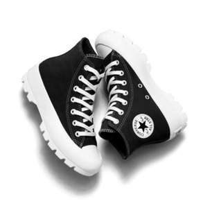 Women's Converse Chuck Taylor All Star Lugged Hi Top Trainers Boots Now £34.99 + Free delivery FLX members @ Footlocker