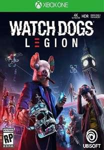 Watch Dogs: Legion [Xbox One / Series X|S - Argentina via VPN] £13.61 using code @ Eneba / ArgentinaVPNGames
