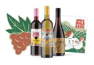 Wine52 - 3 Free Bottles of Wine with Wine Discovery Club (monthly subscription) for £5.95 delivery with code at Beer52