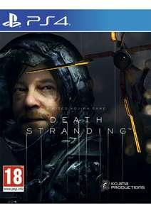[PS4 / PS5] Death Stranding: Directors Cut - £16.85 (+ £5 Digital Upgrade via PSN) @ SimplyGames