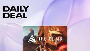 The Climb £14.99 @ Oculus Quest store