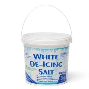White De-Icing Salt Midi 3kg - £2 at Blacks