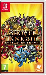 Shovel Knight: Treasure Trove - Nintendo Switch £22.50 with Code and free delivery @ Stock Must Go