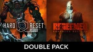 Hard Reset Redux + Redeemer Double Pack (Steam PC) £1.09 @ Fanatical