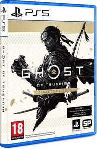 Ghost Of Tsushima Director's Cut (PS5) - £52 Delivered @ Chitter Chatter