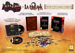La-Mulana 1 & 2: Hidden Treasures Edition (Nintendo Switch) £29.13 via Amazon Italy
