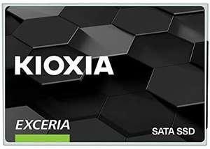 Kioxia EXCERIA 240 GB 2.5 Inch SSD - £23.39 Delivered @ Amazon
