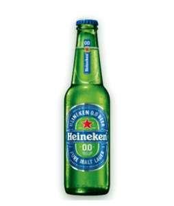 Heineken 0% 330ml 29p instore at Home Bargains Harborne