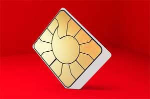 Vodafone 12m 4GB SIM Only £6/mth = £72/yr (£66 Quidco possible) @ Vodafone