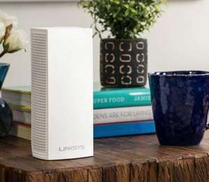 Linksys WHW0301 Velop Tri-Band Whole Home Mesh WiFi System £51.35 @ Amazon