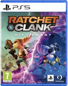 [PS5] Ratchet and Clank: Rift Apart (Used: Good) - £36.99 @ eBay (Boomerang Rentals)