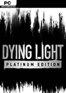 DYING LIGHT PLATINUM EDITION PC £8.99 at CDKeys