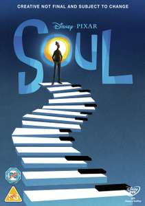Disney Pixar Soul DVD £5.00 with Free Click and Collect @ Argos