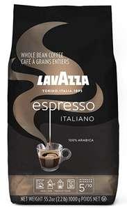 Lavazza Espresso Italiano 1 Kg - £13 (+£4.49 Non-Prime / £11.70 Subscribe & Save) @ Amazon