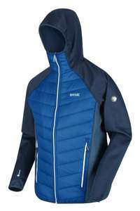 Men's Regatta 'Andreson V' Water-Repellent Extol Stretch Baffled Jacket - £18 + Free Delivery with code @ Debenhams