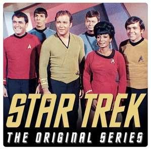 Star Trek Original Or Remastered (Season 1 HD) - £4.99 To Own @ Amazon Prime Video