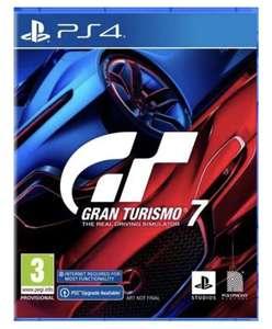 Gran Turismo 7 - PS5 £57.95 / PS4 £49.95 (Pre-Order) @ Coolshop