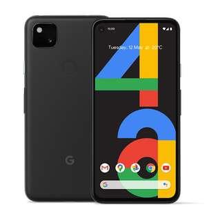 Google Pixel 4a £268.73 at Google Store