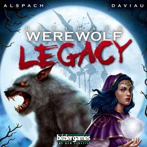 Ultimate Werewolf Legacy Board Game - £10.08 shipped at Zatu Games