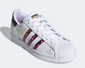 Women's Adidas Superstar Trainers Now £33.60 with code Free delivery @ Adidas