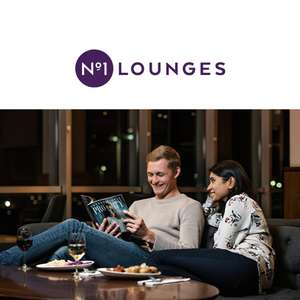 15% off Adult Entry Using Code @ No1 Lounges