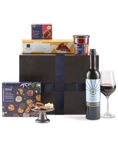 Preorder Luxury Christmas Hampers from £19.99 (Delivery information in description) The Christmas Favourites Hamper at Aldi