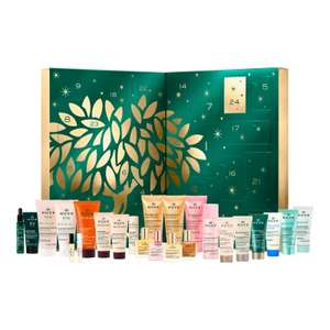NUXE Beauty Countdown Advent Calendar £65 (£55.25 for new customers) @ Nuxe