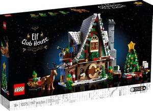 LEGO Creator Expert 10275 Elf Club House + Lego Dots 41908 Extra Dots Series 1 - £75.63 with code (Members Only) @ John Lewis & Partners