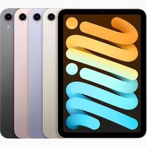 "Apple 8.3"" iPad Mini (2021) 64GB Wifi + 5 Months Free Apple Music, Arcade, Apple News+ & 3M Free Apple TV+ - £474 with code @ CurrysPCWorld"